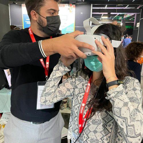 smau 2021 mibtec virtual reality
